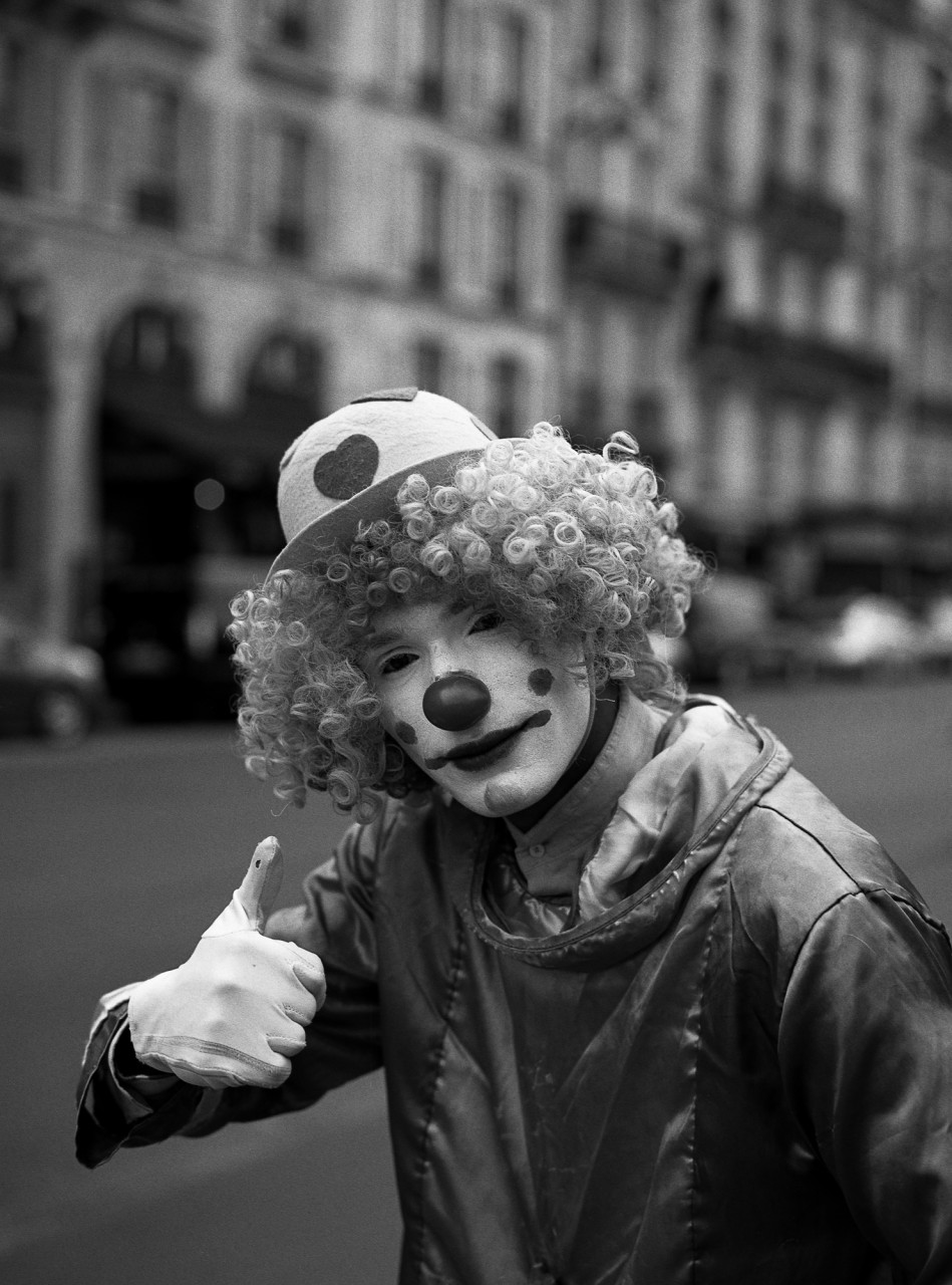 Portraits de rue
